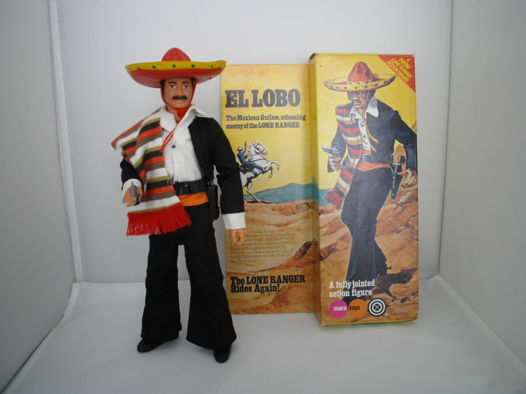 "The lone ranger   ""MARX"" 003-5"