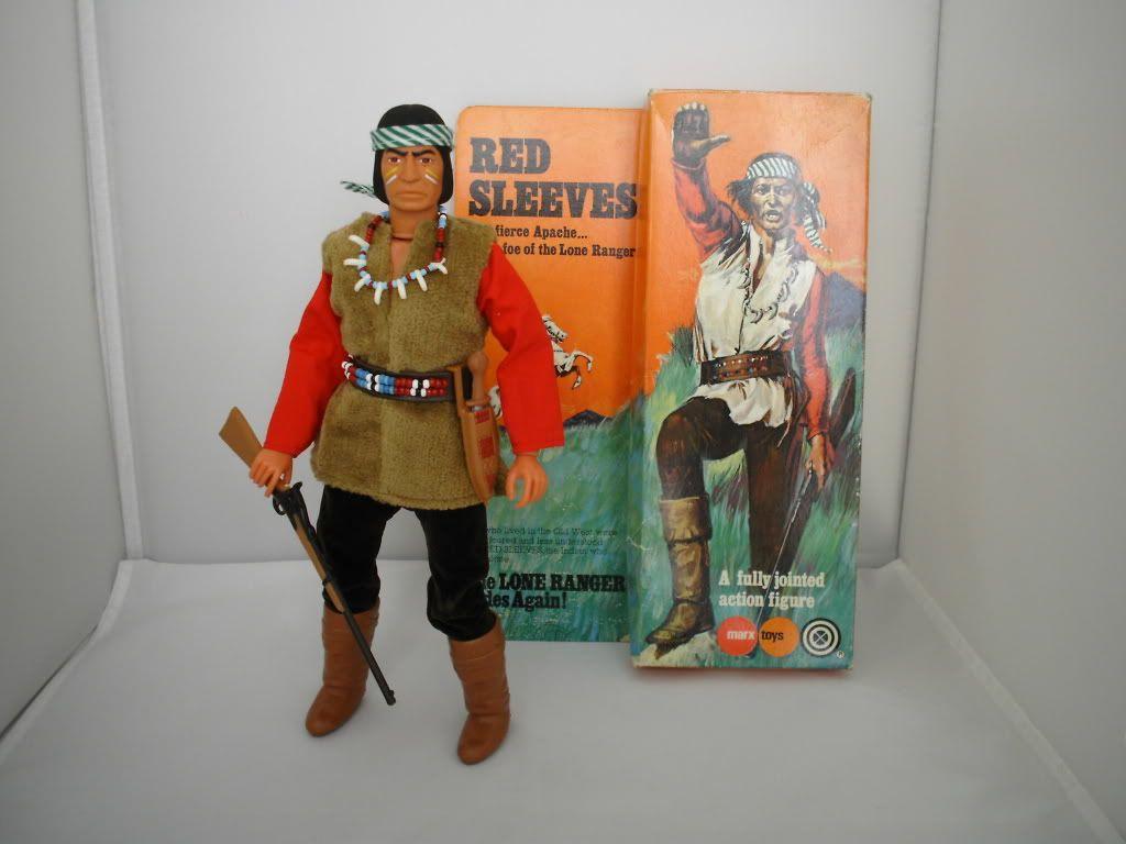 "The lone ranger   ""MARX"" 008-4"