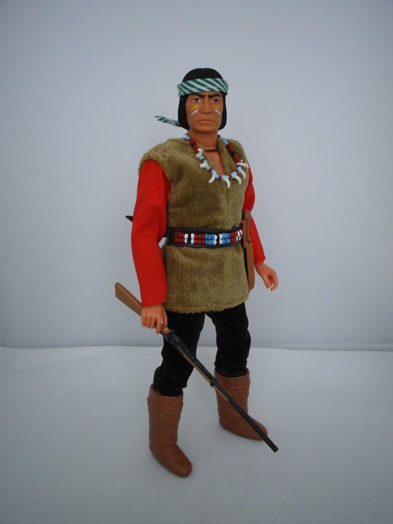 "The lone ranger   ""MARX"" 009-4"