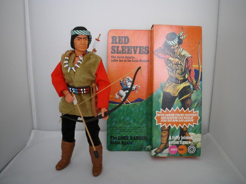 "The lone ranger   ""MARX"" 013-3"