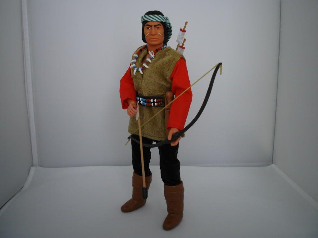 "The lone ranger   ""MARX"" 014-4"