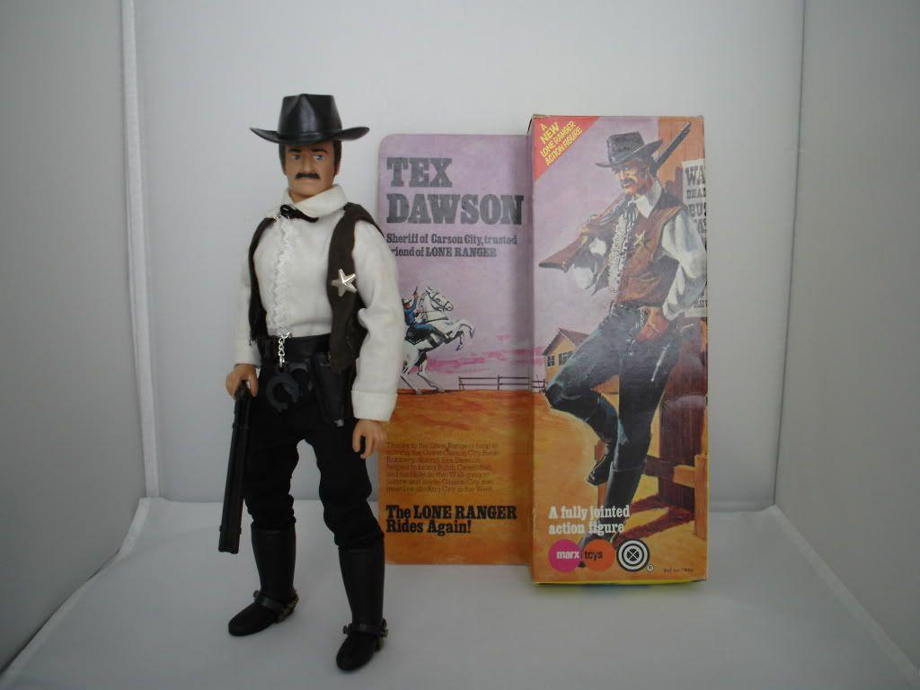"The lone ranger   ""MARX"" 022-1"