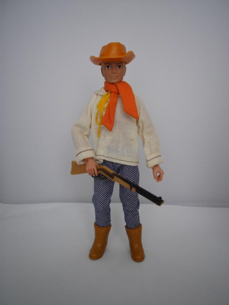 "The lone ranger   ""MARX"" 029-2"