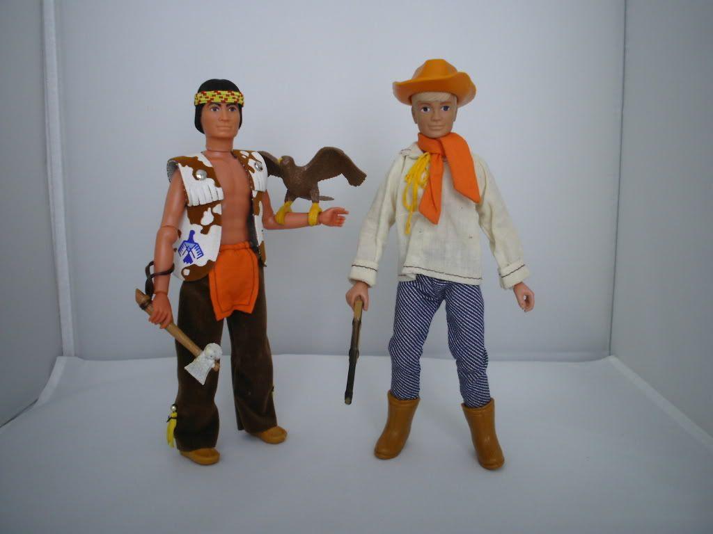 "The lone ranger   ""MARX"" 032-2"