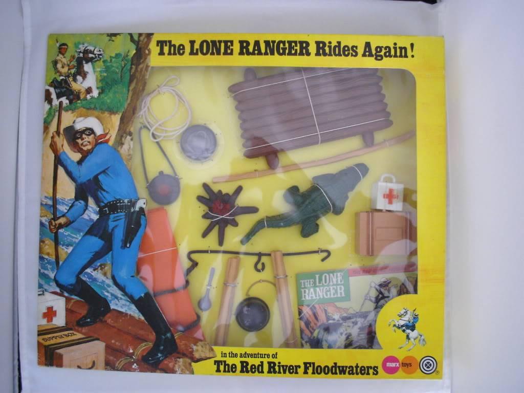 "The lone ranger   ""MARX"" 037-2"