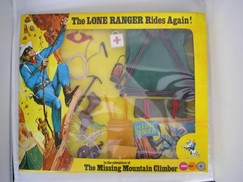 "The lone ranger   ""MARX"" 038"
