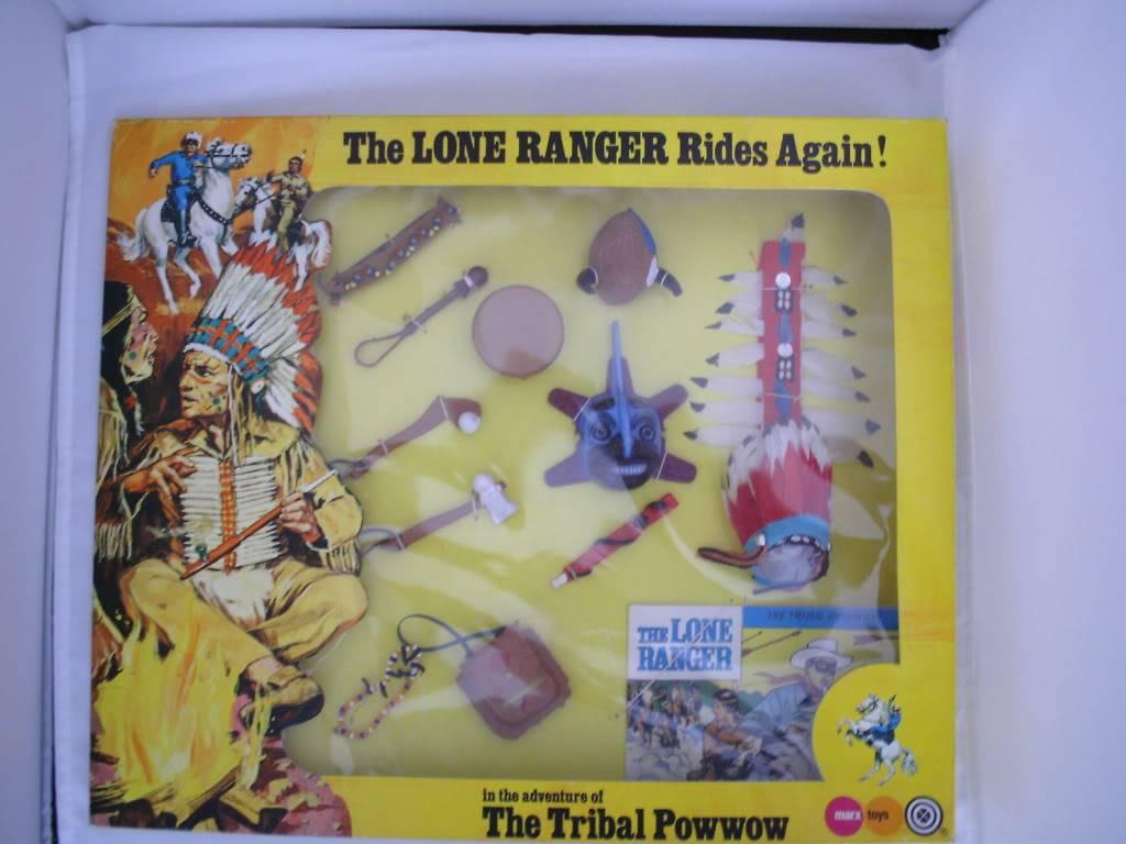 "The lone ranger   ""MARX"" 039"