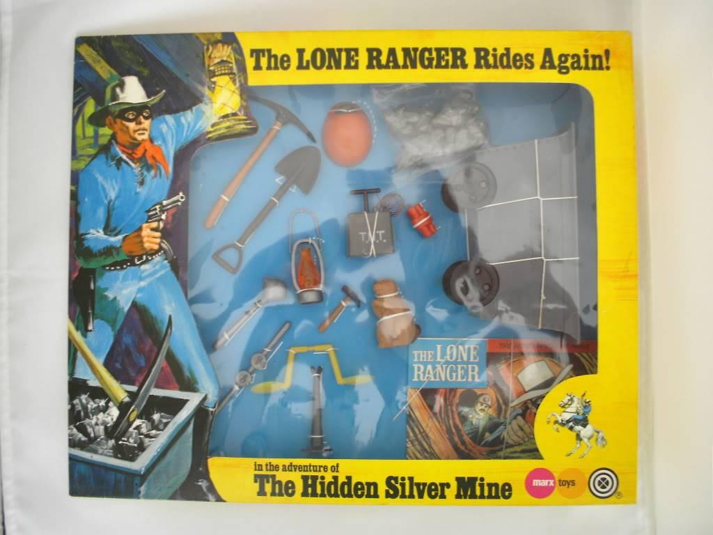 "The lone ranger   ""MARX"" 040"