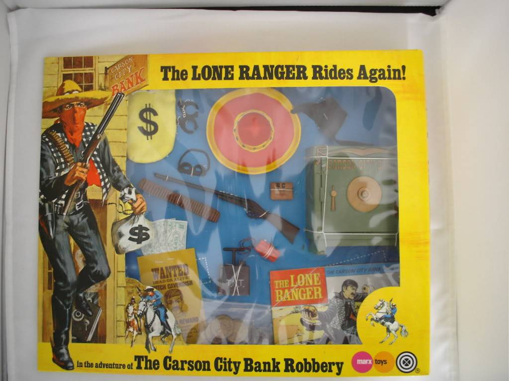 "The lone ranger   ""MARX"" 041"