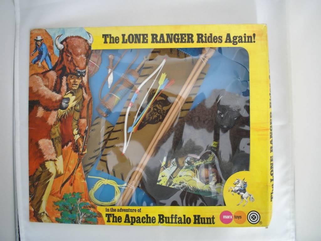 "The lone ranger   ""MARX"" 042"