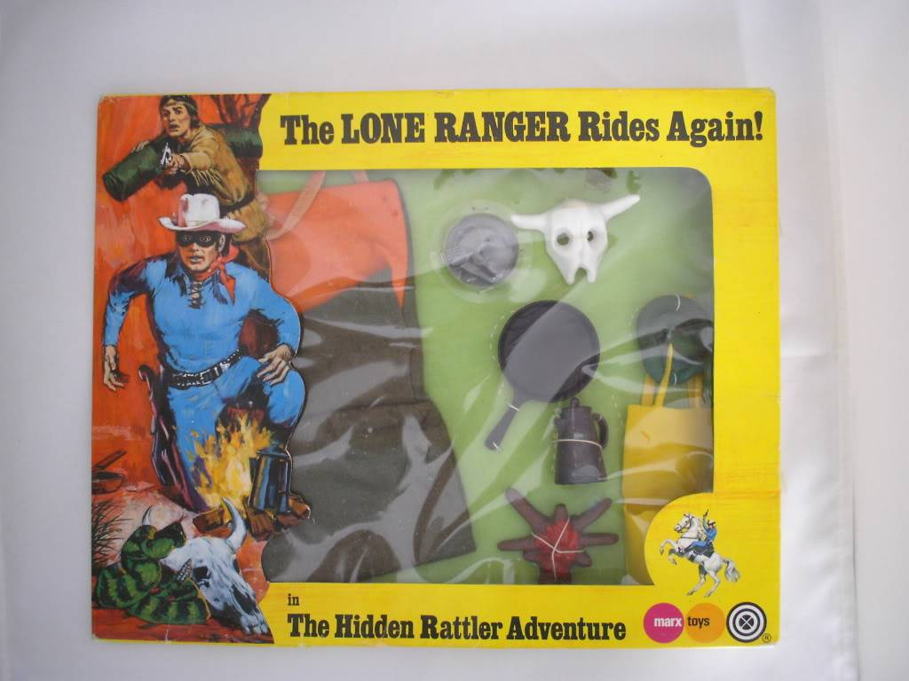 "The lone ranger   ""MARX"" 043"