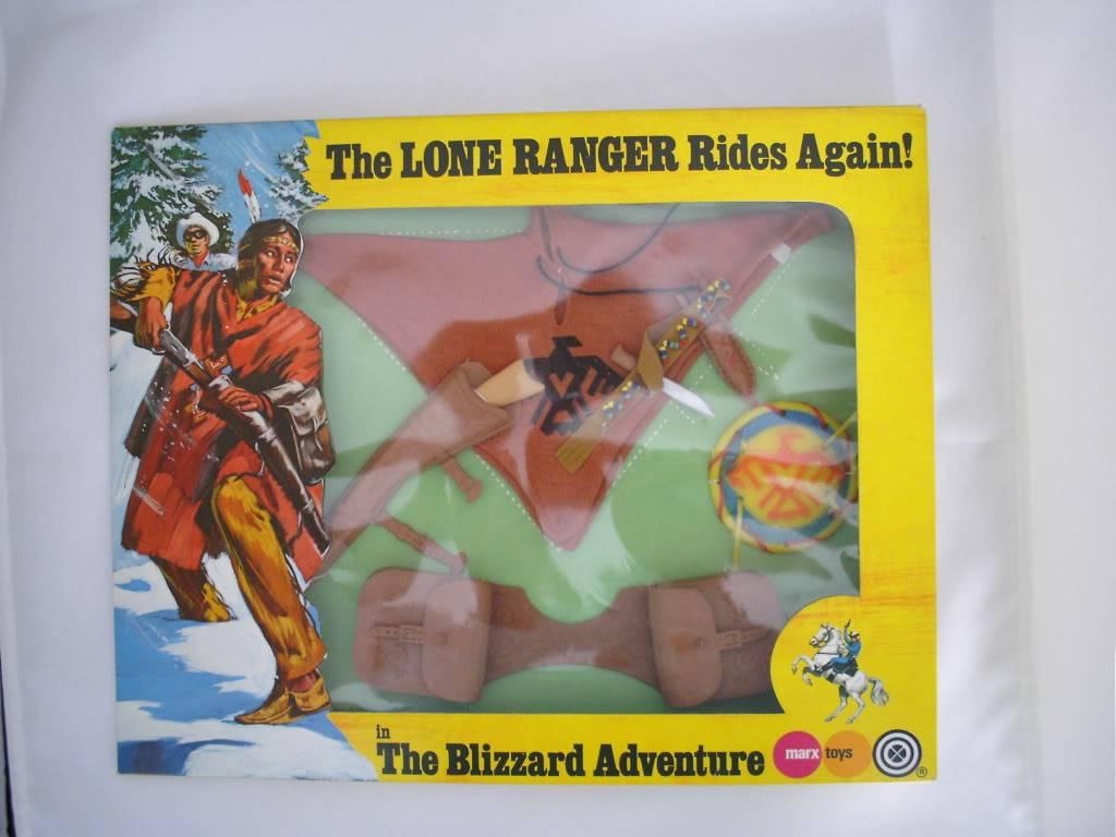"The lone ranger   ""MARX"" 044"