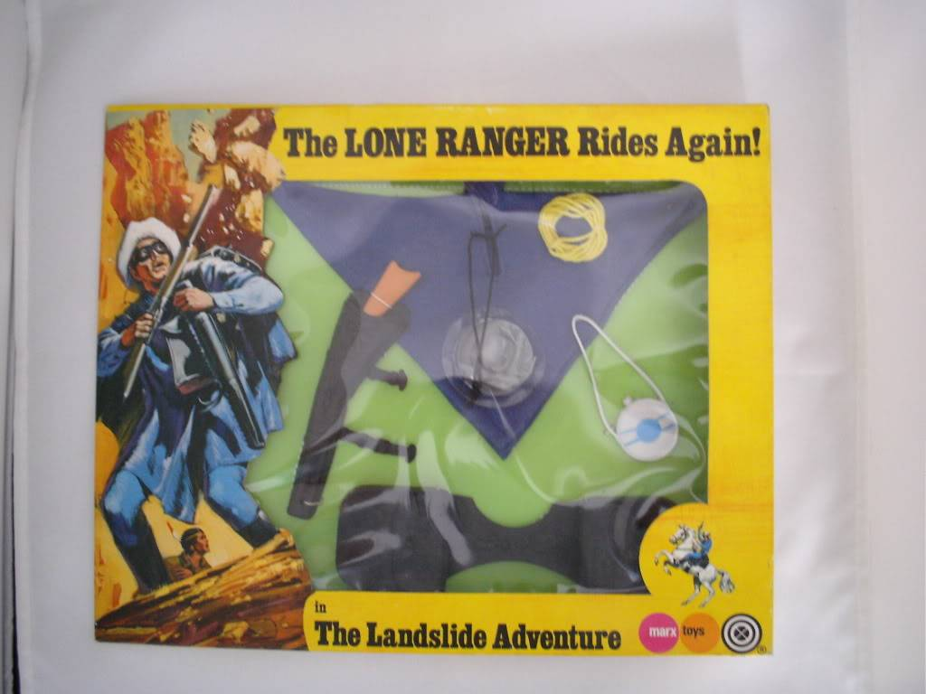 "The lone ranger   ""MARX"" 045"