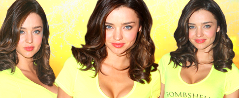 Miranda Kerr is stupid! Randa2