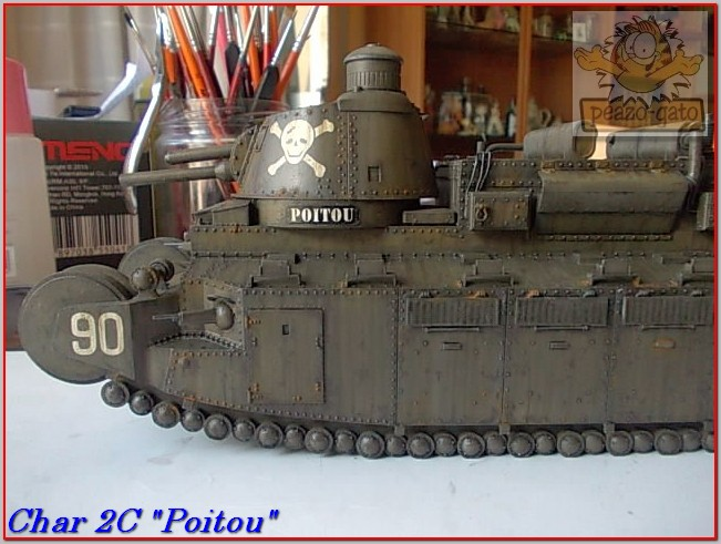 """Char 2C """"Poitou"""", 1939 (terminado 29-05-14) 102ordmChar2CPoitoupeazo-gato_zpsd2f7c0c2"""