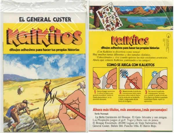 pegatinas de la marca ak Kalkitos