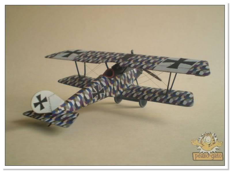 PFALZ D.III.( Bruno Stachel,  The Blue Max) 100BLUEMAXpeazo-gato