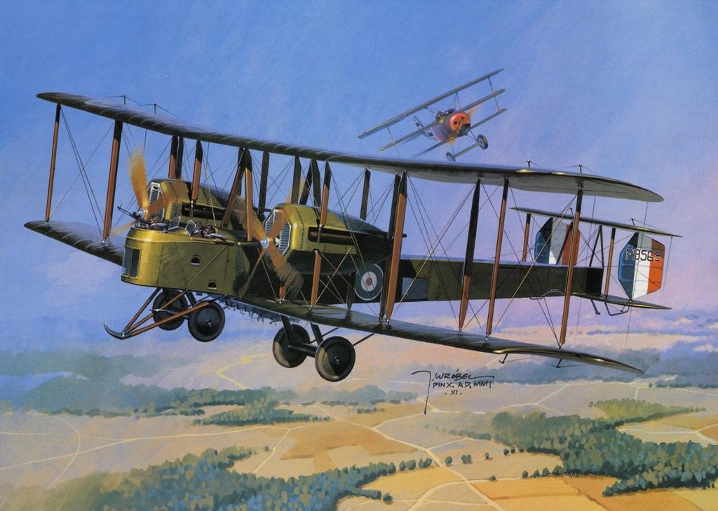 Vickers Vimy Mk IV , 1918 (terminado 27-03-13) 21-Fly-Model-145-Vickers-Vimy_zps01bf6baa