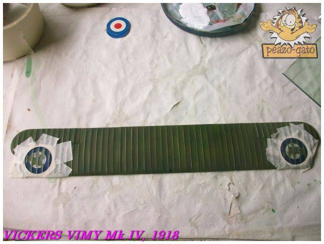 Vickers Vimy Mk IV , 1918 (terminado 27-03-13) 54ordmVickersVimypeazo-gato_zps47167e57