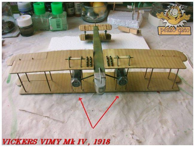 Vickers Vimy Mk IV , 1918 (terminado 27-03-13) 67ordmVickersVimypeazo-gato_zps8a76f756