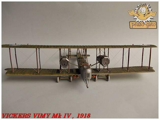 Vickers Vimy Mk IV , 1918 (terminado 27-03-13) 74ordmVickersVimypeazo-gato_zpse72f3472