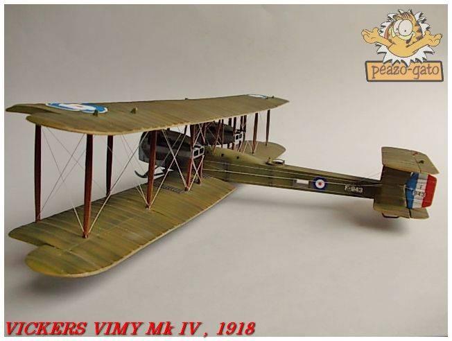 Vickers Vimy Mk IV , 1918 (terminado 27-03-13) 77ordmVickersVimypeazo-gato_zps9f6af7f1