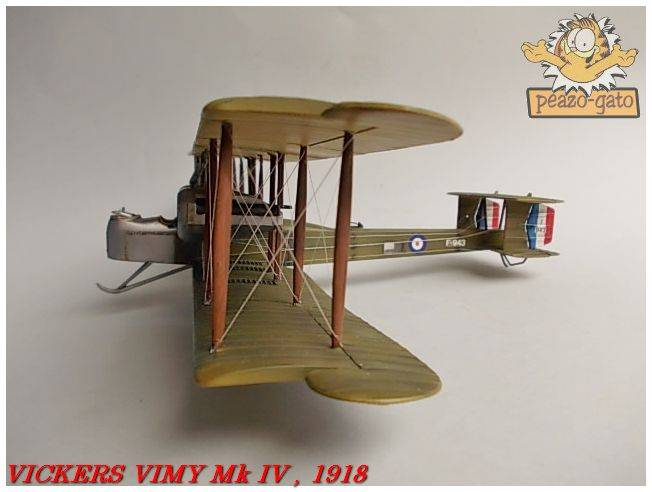 Vickers Vimy Mk IV , 1918 (terminado 27-03-13) 79ordmVickersVimypeazo-gato_zps755e9551