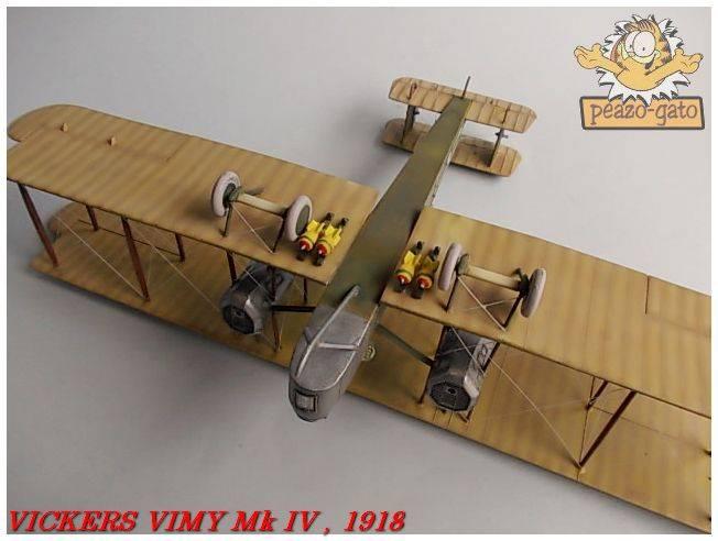 Vickers Vimy Mk IV , 1918 (terminado 27-03-13) 82ordmVickersVimypeazo-gato_zpsd92e6b95