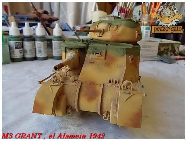 """M3 Grant   """"el Alamein 1942"""" (Terminado 02/05/13) - Página 2 88ordmM3GRANTpeazo-gato_zps1c388382"""