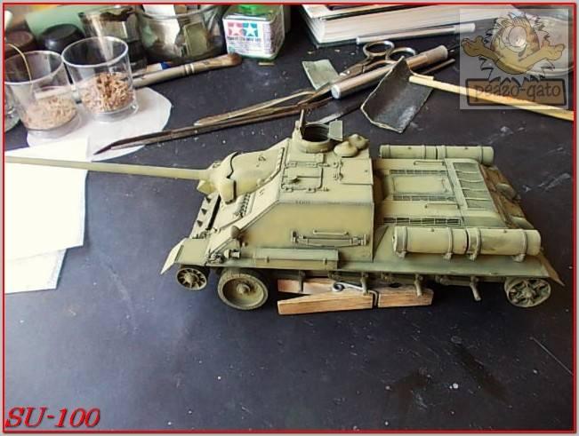 SU-100 88ordmSU-100peazo-gato_zpsb56aee45