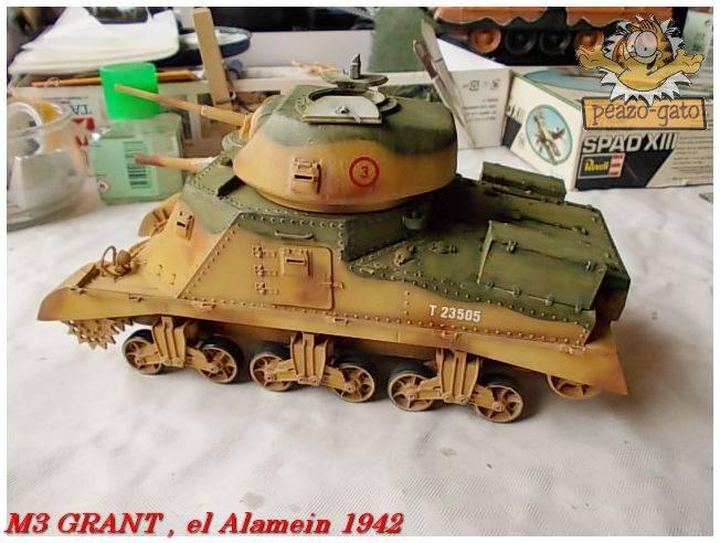 """M3 Grant   """"el Alamein 1942"""" (Terminado 02/05/13) - Página 2 89ordmM3GRANTpeazo-gato_zpsd02c6bb4"""