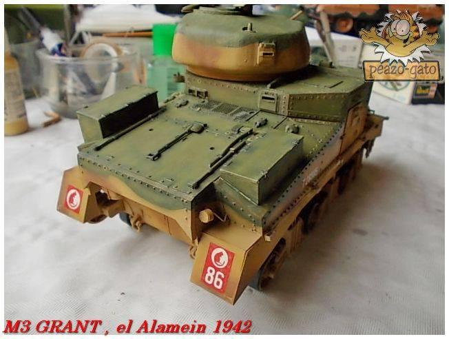 """M3 Grant   """"el Alamein 1942"""" (Terminado 02/05/13) - Página 2 90ordmM3GRANTpeazo-gato_zps122866dc"""