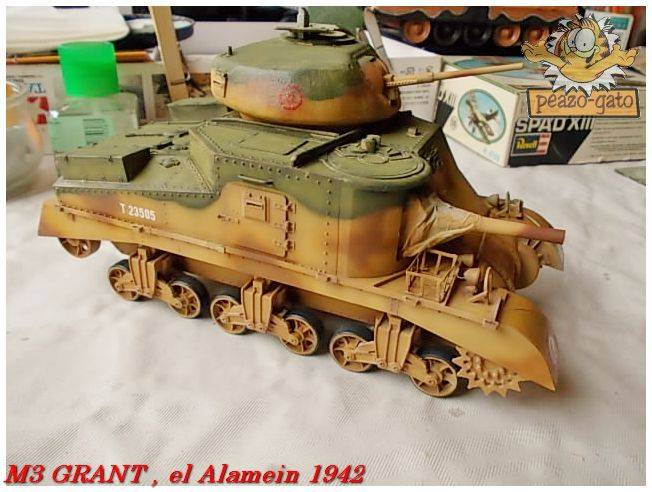 """M3 Grant   """"el Alamein 1942"""" (Terminado 02/05/13) - Página 2 91ordmM3GRANTpeazo-gato_zps1403ac51"""