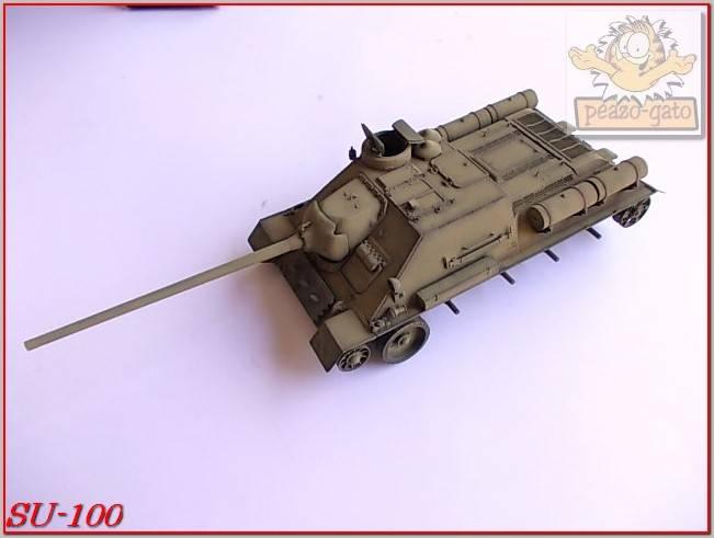 SU-100 91ordmSU-100peazo-gato_zps3f354363