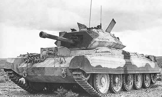 "Crusader MK III , ""el Alamein 1942"" (terminado 07-05-13) Crusader_tank_III_zps79b6867a"