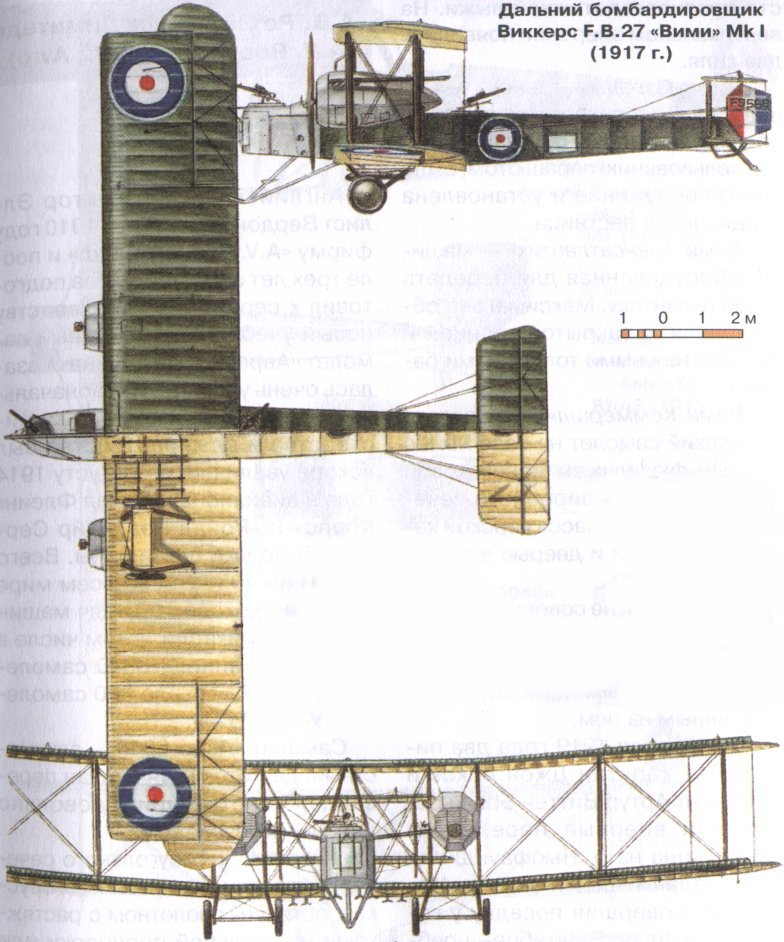 Vickers Vimy Mk IV , 1918 (terminado 27-03-13) Vickers_Vimy_1_zpsc8ba0247