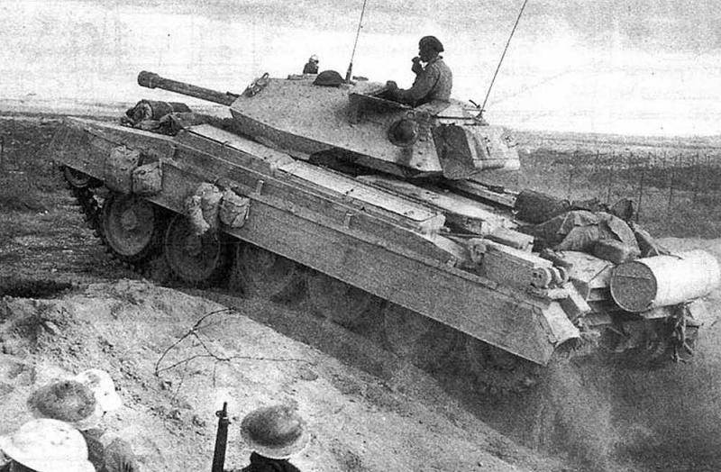 "Crusader MK III , ""el Alamein 1942"" (terminado 07-05-13) Crusaderelalamein_zps4992949b"
