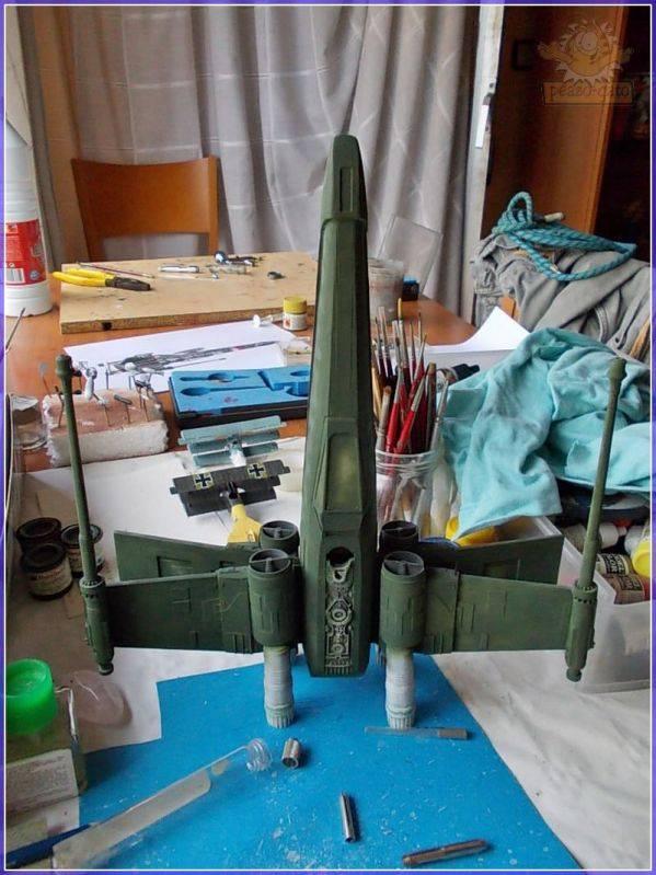 X-Wing del 4º Reich 21X-WING4reichpeazo-gato