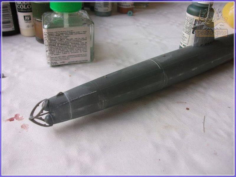 HA-19 Type A , Pearl Harbor (fine Molds.1/72.FS2)terminado 26-05-12 23HA-19peazo-gato