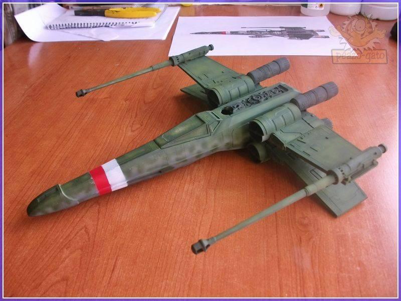 X-Wing del 4º Reich 23X-WING4reichpeazo-gato