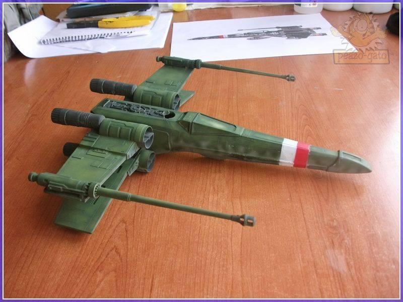 X-Wing del 4º Reich 24X-WING4reichpeazo-gato