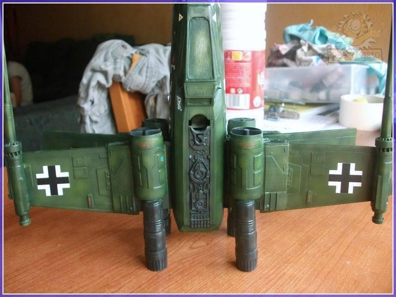 X-Wing del 4º Reich 28X-WING4reichpeazo-gato