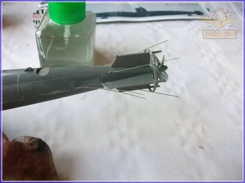 HA-19 Type A , Pearl Harbor (fine Molds.1/72.FS2)terminado 26-05-12 29HA-19peazo-gato