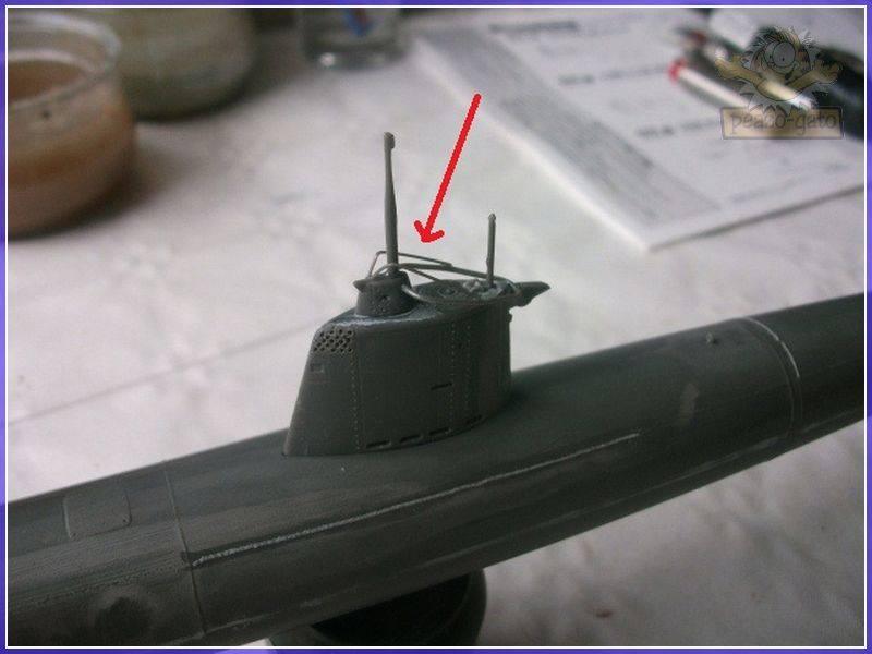 HA-19 Type A , Pearl Harbor (fine Molds.1/72.FS2)terminado 26-05-12 31HA-19peazo-gato