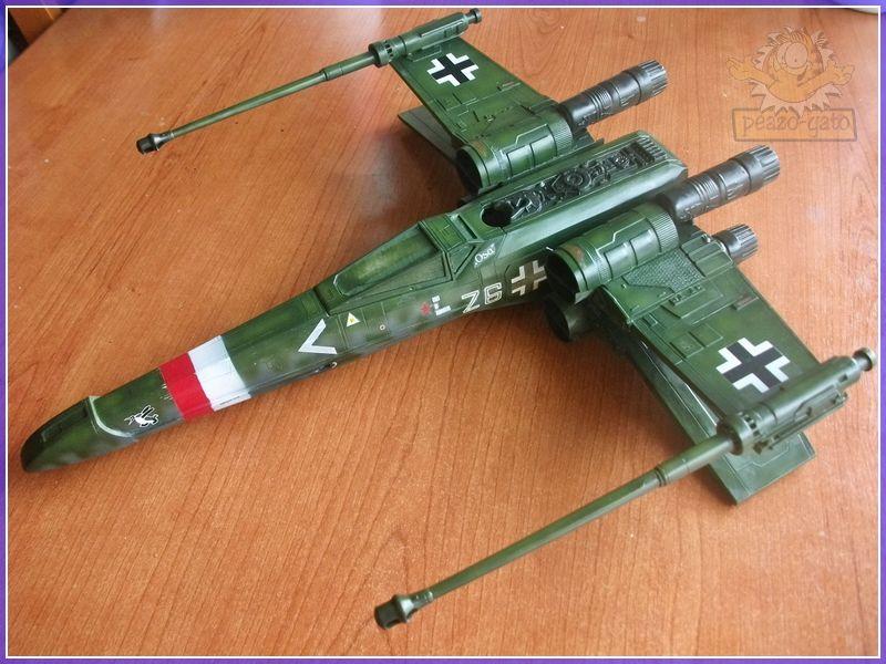 X-Wing del 4º Reich 31X-WING4reichpeazo-gato
