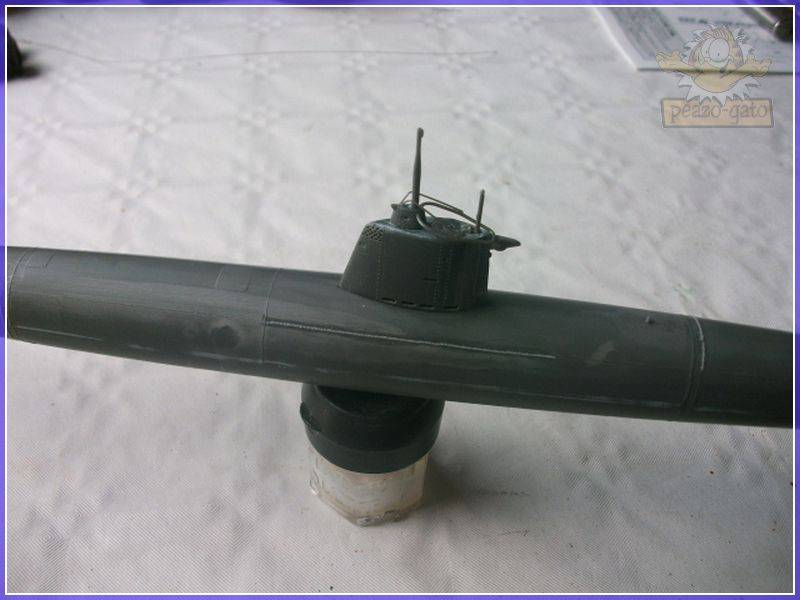 HA-19 Type A , Pearl Harbor (fine Molds.1/72.FS2)terminado 26-05-12 32HA-19peazo-gato