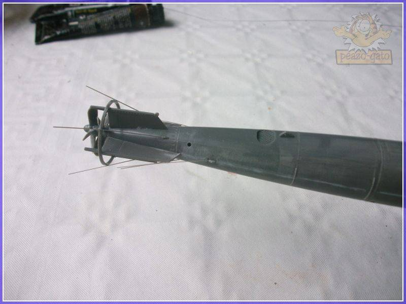 HA-19 Type A , Pearl Harbor (fine Molds.1/72.FS2)terminado 26-05-12 33HA-19peazo-gato