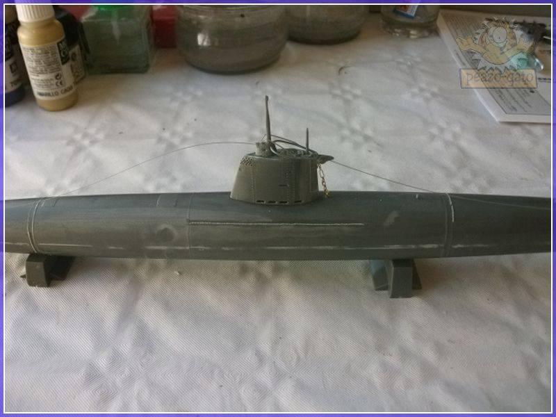 HA-19 Type A , Pearl Harbor (fine Molds.1/72.FS2)terminado 26-05-12 37HA-19peazo-gato