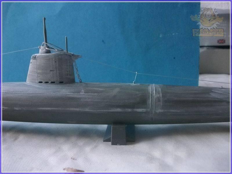 HA-19 Type A , Pearl Harbor (fine Molds.1/72.FS2)terminado 26-05-12 39HA-19peazo-gato