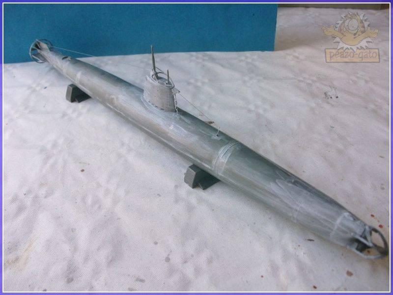 HA-19 Type A , Pearl Harbor (fine Molds.1/72.FS2)terminado 26-05-12 42HA-19peazo-gato